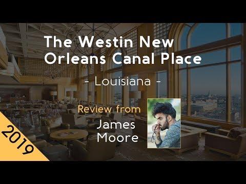 The Westin New Orleans Canal Place - New Orleans Hotels, Louisianaиз YouTube · Длительность: 1 мин41 с