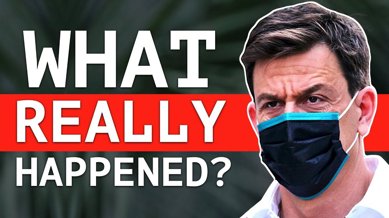 Why Toto Wolff Wasn't Allowed to be F1 CEO