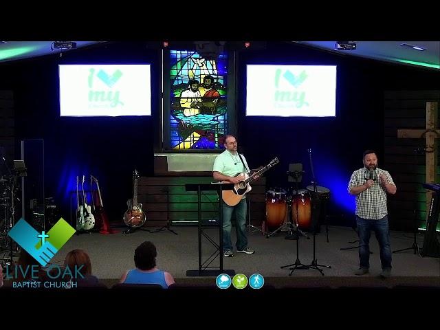 Waymaker | Live Oak Baptist Church | July 18, 2021