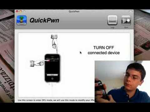 How to: Hack your iPhone 3g