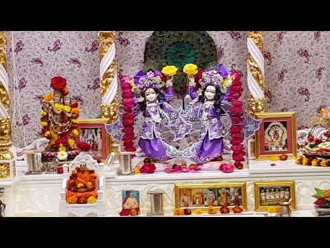 HG Gaura Mani Mataji Kirtan at Home IN Sikar Rajasthan 24/12/2017