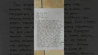 Bahasa Jawa  Teks Eksposisi Wayang Uwong