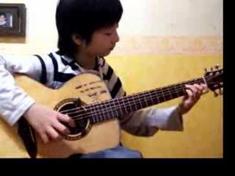 Клип Sungha Jung - Besame Mucho