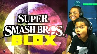 Roblox Super Smash Bros Blox sur XBox