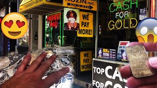 The BEST Coin Shop in Philly! SPOT PRICE! WOW!!!