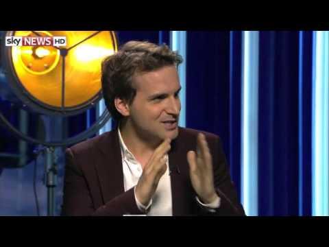 Full Segment: Rupert Grint on Entertainment Week/Sky News