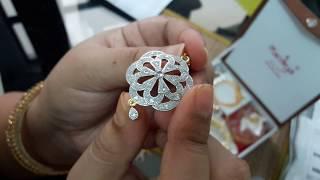 Hindi UNBOXING Jewellery box from TV shopping american diamond sets
