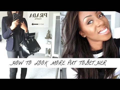 How To Look More Put Together | Style With Substance