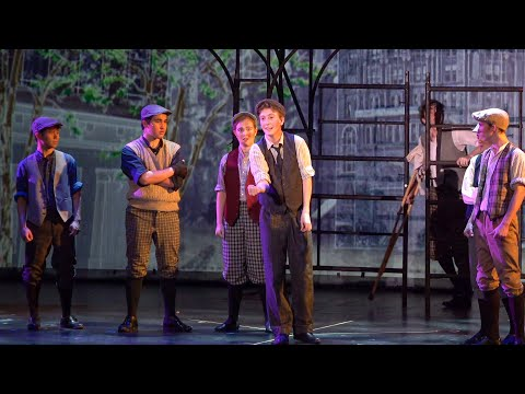 Newsies Temple City High School Performing Arts