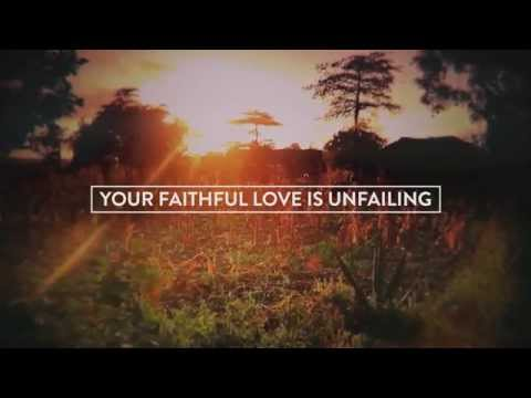 Faithfulness Lyric Video - OPEN HEAVEN / River Wild - Hillsong Worship