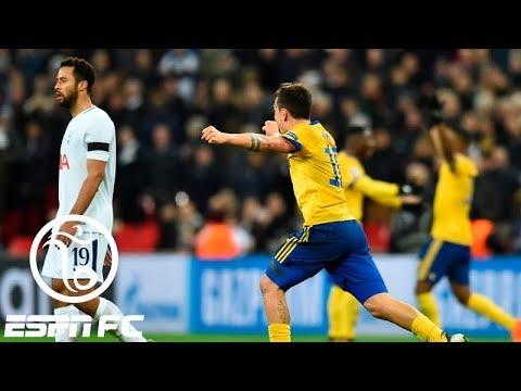 Juventus stuns Tottenham 2-1 in Champions League behind two heartbreaking 2nd-half goals | ESPN FC