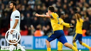 Juventus stuns Tottenham 2-1 in Champions League behind two heartbreaking 2nd-half goals | ESPN FC