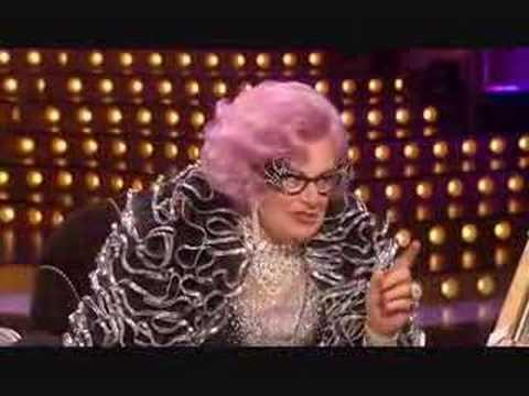 James Nesbitt on The Dame Edna Treatment 2007 part I