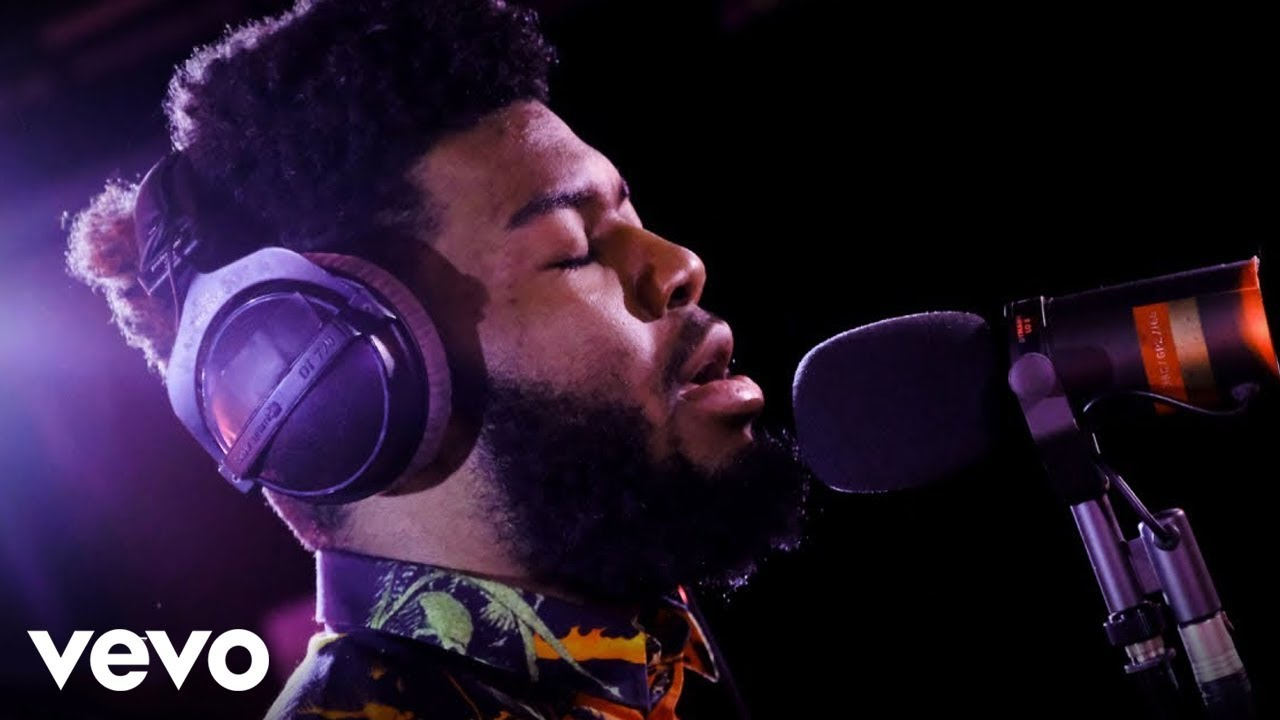 Khalid - Fast Car (Tracy Chapman cover) (in the Live Lounge)