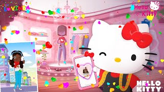 Hello Kitty звезда моды крутой бутик модной одежды мультики для девочек Хелло Китти fashion star!