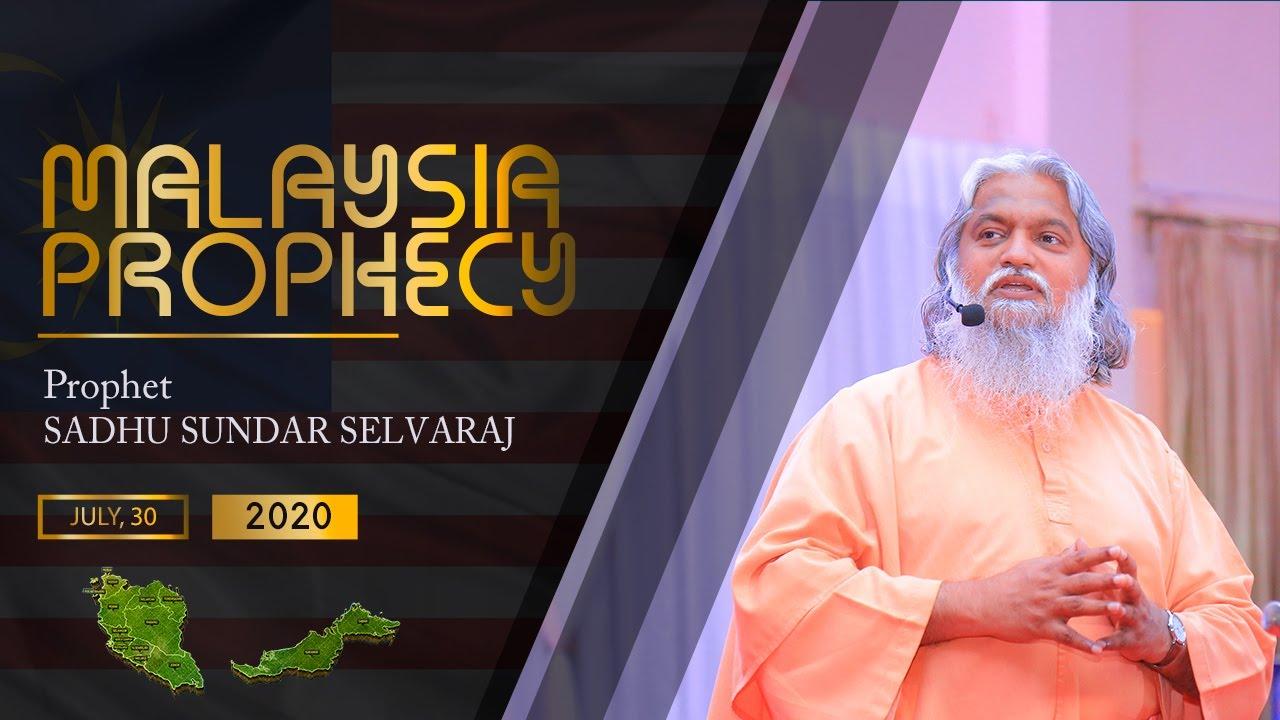 Hornets in Malaysia | Sadhu Sundar Selvaraj | First Information Prophecy