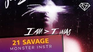 21 Savage – Monster Instrumental / Beat (Ft. Childish Gambino) (Reprod. By Diamond Style)