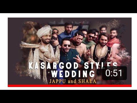 Kasaragod stylish wedding highlights