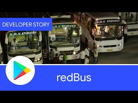 Android Developer Story: redBus.in