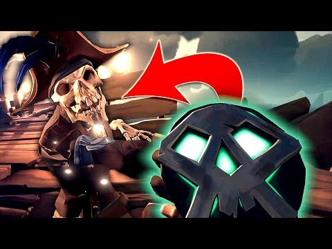 Soloing Skeleton Forts - Sea of Thieves