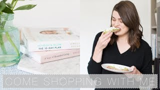 A Day In The Life: Food Shop & Meal Planning | The Anna Edit