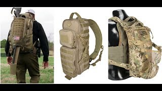 5 Amazing Tactical Backpacks & Cool Backpacks You Need To See 2017
