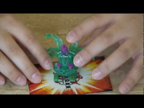 Bakugan Review: Shun's Evolution Pack