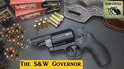 S&W Governor  410/ 45 Colt/ 45 ACP Revolver Review