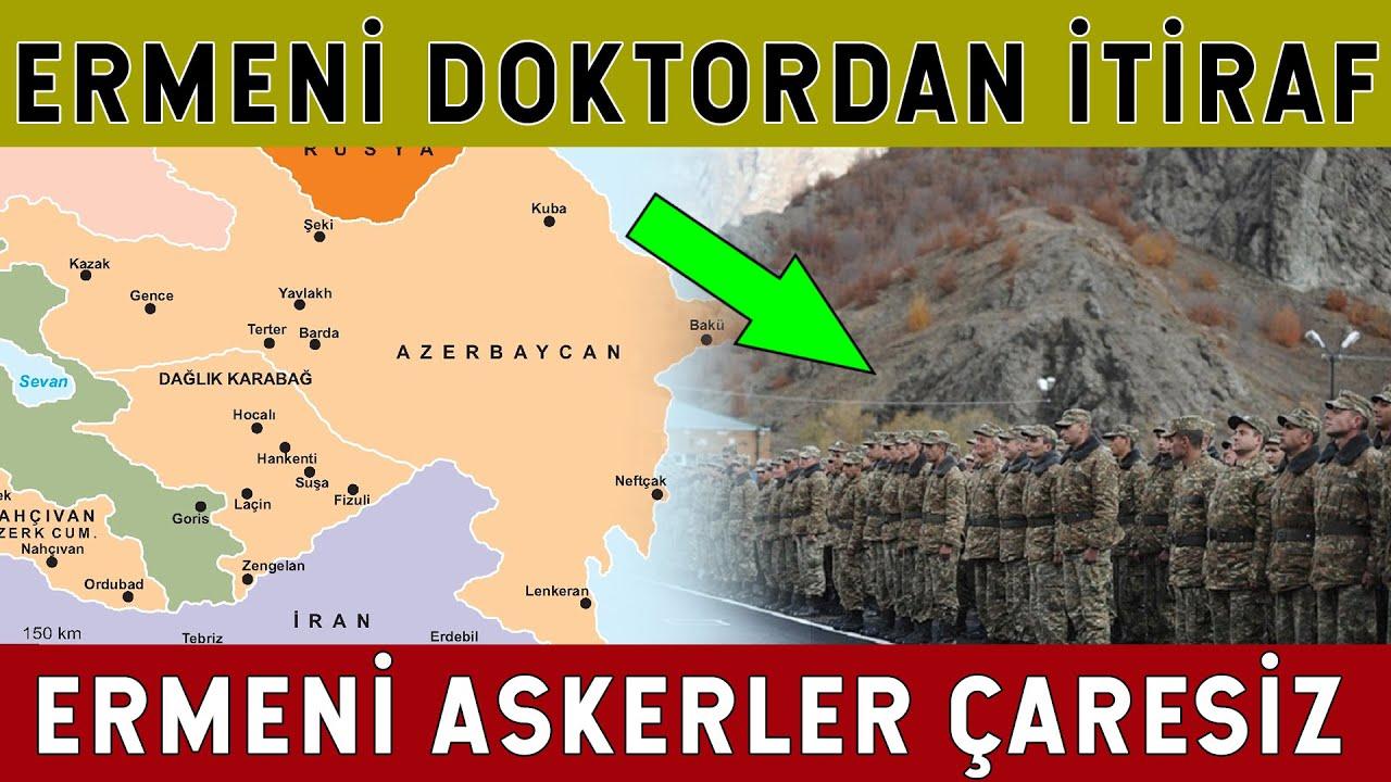 Ermeni Doktor Gerçekleri İtiraf Etti! Ermenistan Böyle Yenilmiş