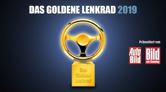 Die Verleihung des Goldenen Lenkrads 2019: Das sind die besten Autos des Jahres!