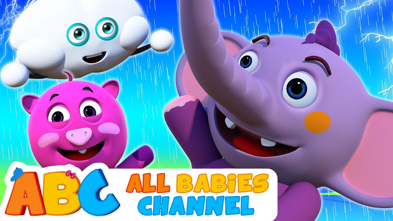 Rain Rain Go Away | Nursery Rhymes & Kids Songs - ALL BABIES CHANNEL