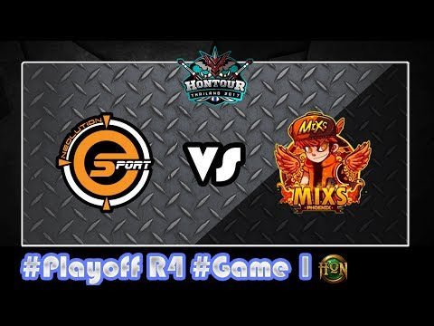 [eNeo] vs [MIXS] G-league Cycle 2 Playoffs Round 4 Game 1