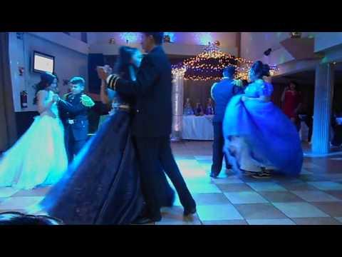 3 quinceanera's waltz Jan 28 2017