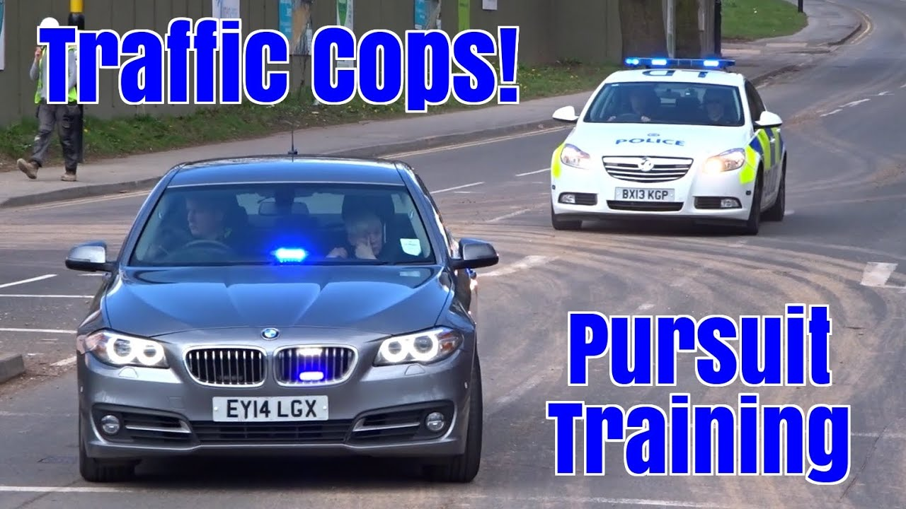 Unmarked Police Chase Dt West Midlands Police Bmw 530d
