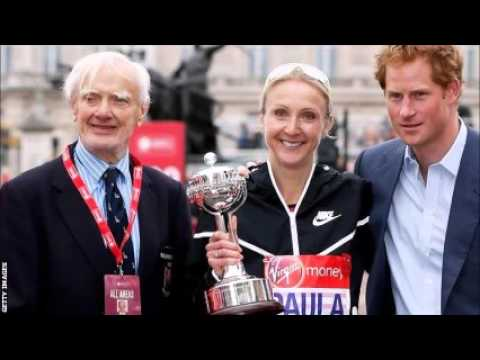 John Disley: London Marathon co-founder dies aged 87