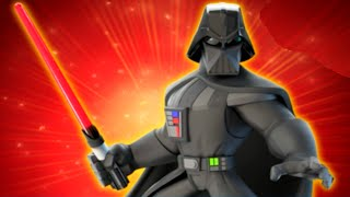 Disney Infinity 3.0 All Darth Vader Skills & Abilities Free Roam Gameplay / Showcase
