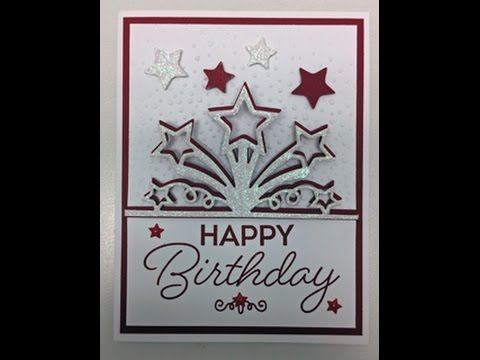 Stampin Up Birthday Blast Bundle