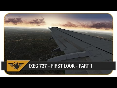 [X-Plane/Airline2Sim] IXEG 737-300 *First Look* with a REAL Pilot - Part 1