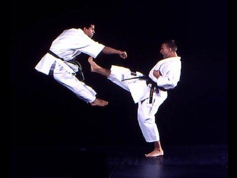 Workout Girl Wallpaper Learn Karate Online Basic Kicks Youtube
