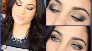 Beautiful Blue Eye Shadow Tutorial Thumbnail