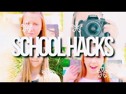 Back To School Life Hacks + Giveaway