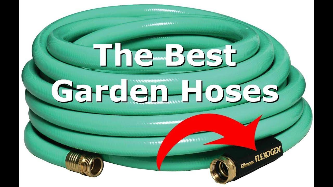 Tips For Buying The Best Garden Hose Youtube
