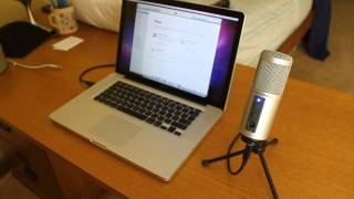 Audio-Technica ATR2500-USB Microphone Video Review