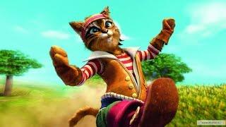 мультфильмы для детей - Правдивая история Кота в сапогаx - Смотреть онлайн мультфильм