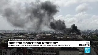 """At last!"": The world finally tuned into violence in Nigeria after ""a massacre of the youth"""