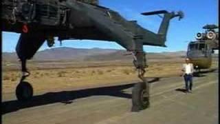 Last Flight of the Skycrane (part one)