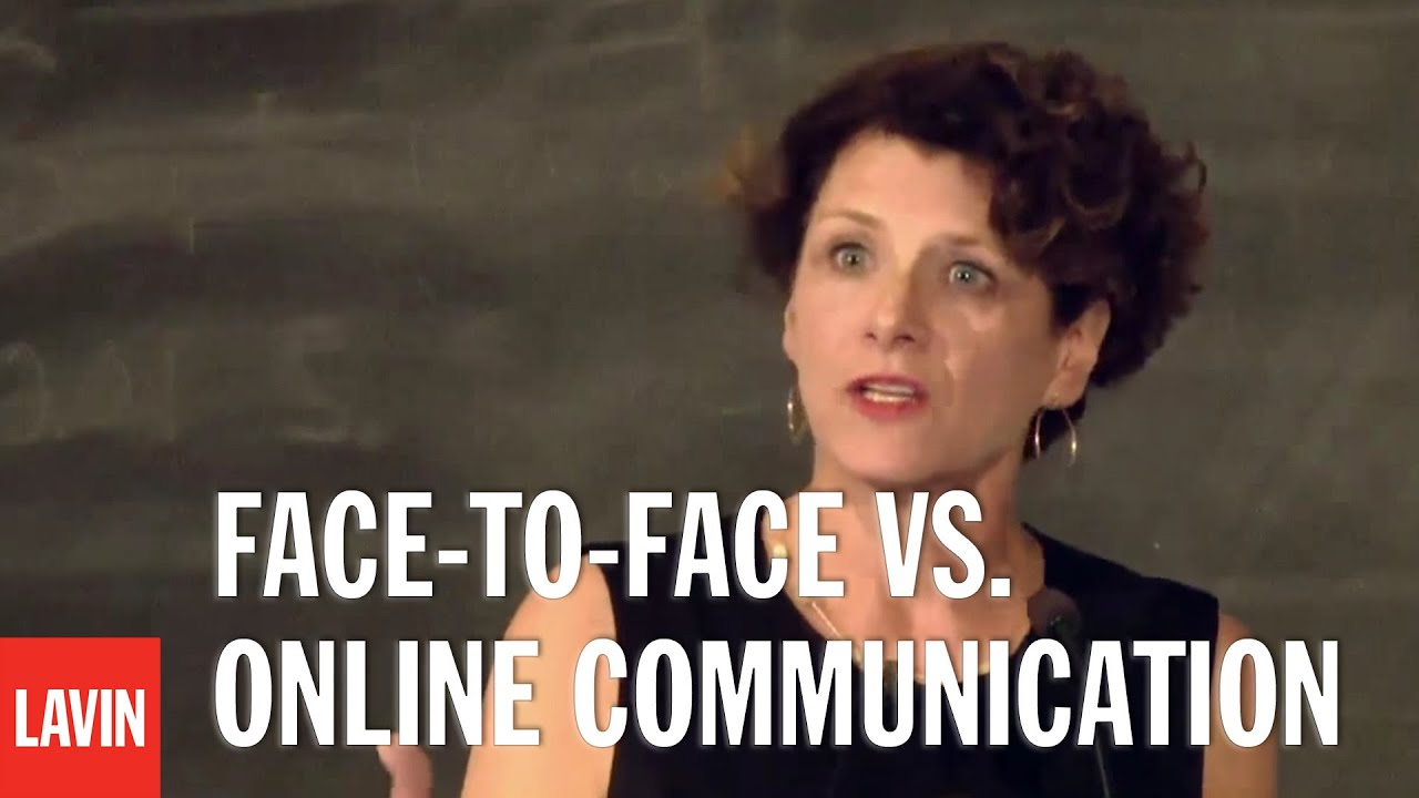 Communication in       Text  Voice  Video or In Person    Inc com Face to face communication often helps eradicate the potential for  misunderstandings