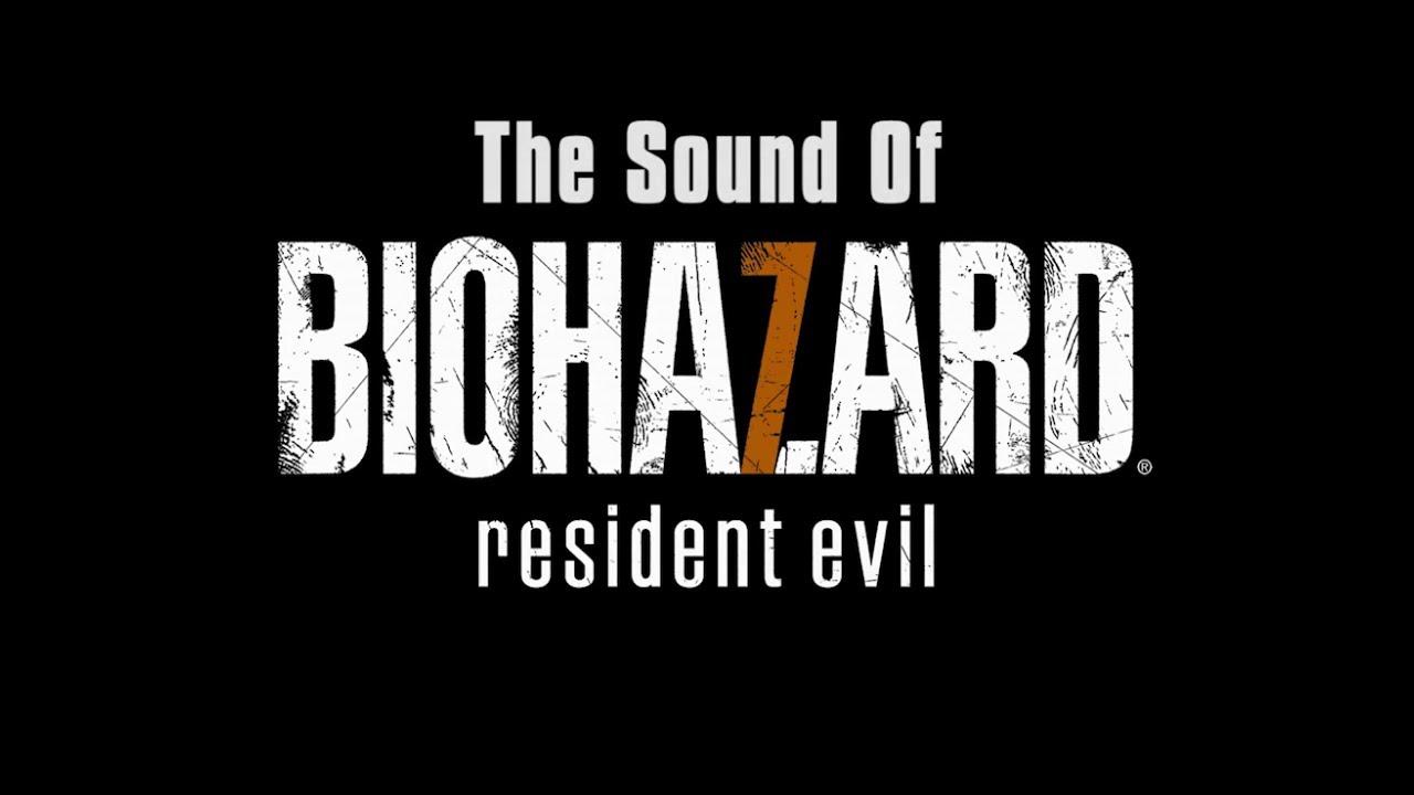 Resultado de imagen para resident evil 7 sound