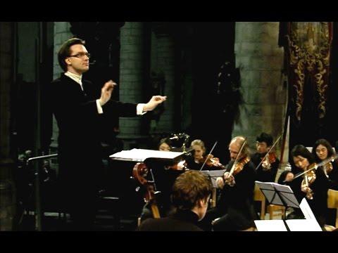 Bach: Singet dem Herrn ein neues Lied. Conductor: David De Geest. BWV 190