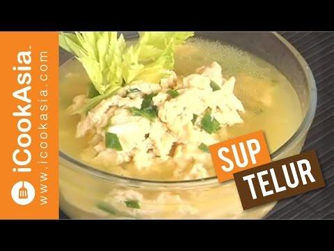 Sup Telur | iCookAsia